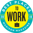 Best Places to Work Award 2018