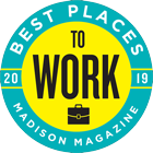 Best Places to Word Award 2019